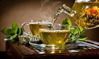 8 Great Health Benefits of Green Tea