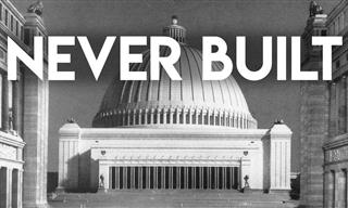 5 Fascinating Building Projects That Were Never Built