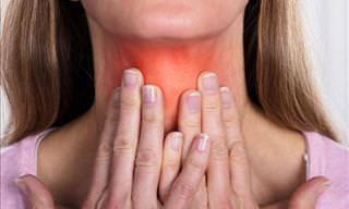 11 Signs Your Thyroid Doesn't Work Properly