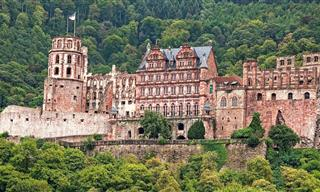 Heidelberg Castle - Admire Medieval Europe in Full Glory