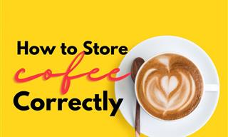 Do's and Don'ts of Coffee Storage