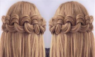16 Beautiful and Impressive Hairstyle Tutorials