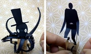 30 Fun Hand Cranked Sculptures by Federico Tobon