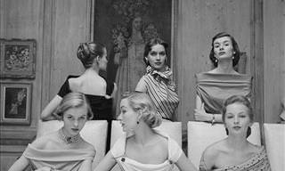 20 Photos that Celebrate Fashionable Women in the 1940s and 1950s