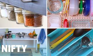 Crazy! These Kitchen Hacks Made Life So Much Easier!