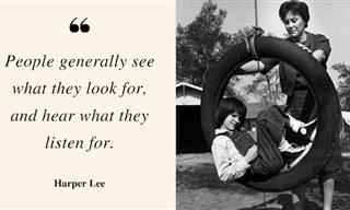 The Most Profound Musings of Harper Lee