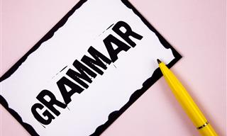 Check Your Grammar By Taking Our Latest Quiz!