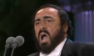 Pavarotti's Final Performance