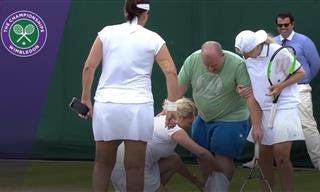 Hilarity on the Tennis Court: Wimbledon's Funniest Moments