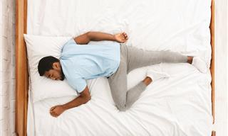 The Health Dangers of Sleeping on Your Stomach