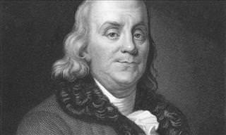 15 of Benjamin Franklin's Most Famous Quotes