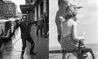 A Street Photographer Left His Grandson A Real Treasure