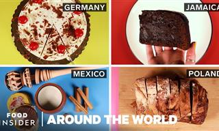 Delicious Chocolate Desserts From Around the Globe