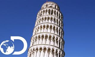 Was the Leaning Tower of Pisa the Result of a Human Gaffe?
