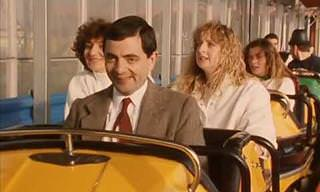Classic Comedy: Mr. Bean's Ride Along!