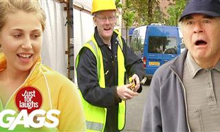 Laugh Out Loud at the Best Construction Pranks of 2020!