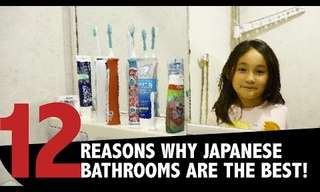 Why Japanense Bathrooms Are the Best Bathrooms
