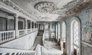 Abandoned Sights From Across the US and Europe