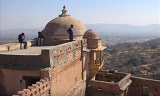 Take a Virtual Tour of Rajasthan in 4K!