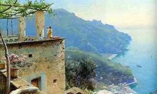 The Pastoral Paintings of Peder Monsted