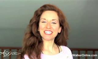 Amazing - Woman Switches Between 21 American Accents!
