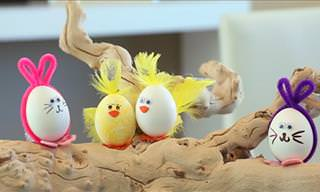 Dye-Free Easter Egg Decorations That Kids Will Love!