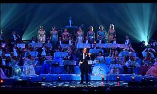 Andre Rieu Stirs Our Emotions With his Tribute to Sinatra!