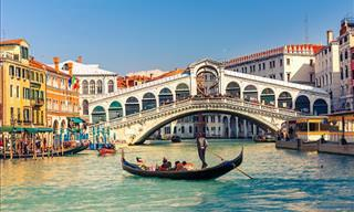 Experience the Delights of Venice in This Stunning Video