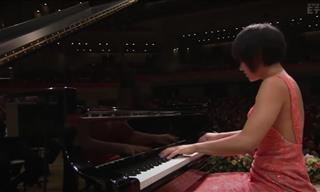 Yuja Wang's Musical Talent is Phenomenal!