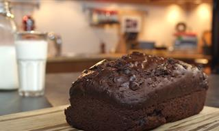 Tasty and Healthy: The Double Chocolate Zucchini Bread