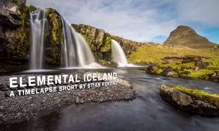 Elemental Iceland - Stunning!