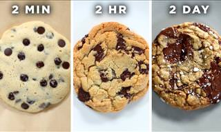 Cookie Tip: 2 Minutes vs. 2 Hours vs. 2 Days