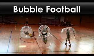 Welcome to the World of Bubble Sports!