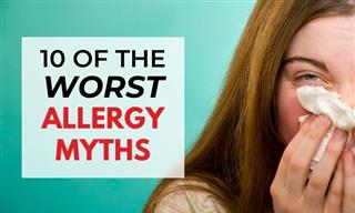 10 Things We All Get Wrong About Allergies
