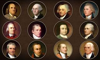 Which of the Founding Fathers Were You in a Past Life?