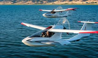 The Development of the Amazing Icon A-5 Airplane