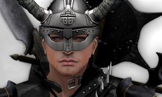 Joke: The Staring Viking