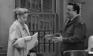 Classic Comedy: The Honeymooners in Ralph Sends a Record