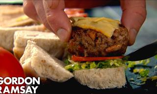 Quick, Simple and Tasty Fast Food Recipes by Gordon Ramsay