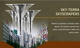 17 of the World's Most Amazing Skyscraper Concepts