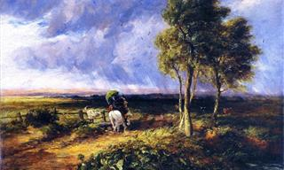Lovely Artworks By David Cox That Capture the Serenity of Nature