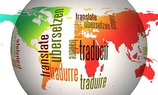 A World of Languages...