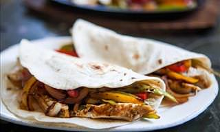 These Flavorful Chicken Fajitas Are Just What You're After