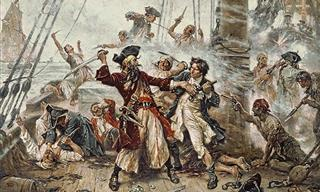 These Are the Stories of Famous Pirates Like Blackbeard!
