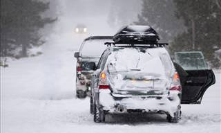 6 Common Winter Car Problems