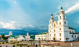 Come With Us to a Minsk, a European Hidden Jewel