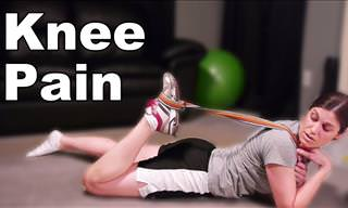 Treat Knee Pain With a Few Simple Exercises