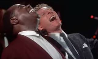 An Incredible Performance by Louis Armstrong and Danny Kaye