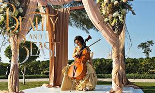 Enjoy A Beautiful Cello Cover of 'Tale as Old as Time'