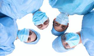Joke: 5 Surgeons Have a Discussion